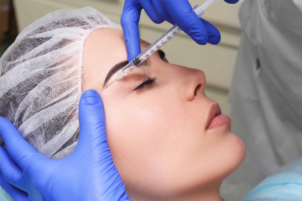 Brow Lift Browplasty Procedure