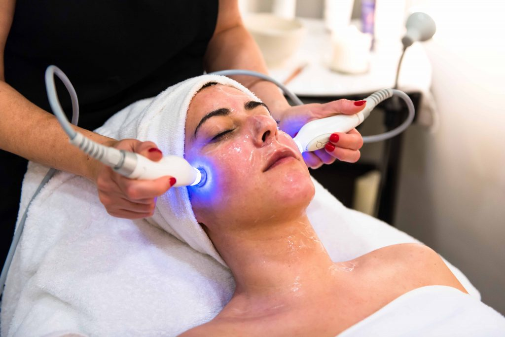 Dermabrasion Treatment Procedure